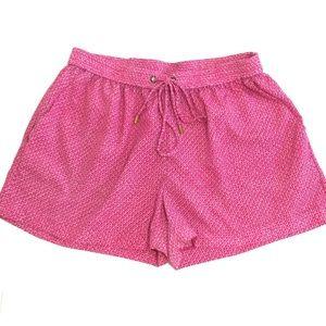 Michael Kors pink shorts